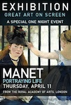 Manet: Portraying Life poster