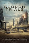 The Maze Runner: The Scorch Trials poster