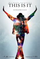 Michael Jackson's This Is It poster