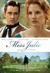 Miss Julie poster