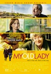 My Old Lady poster