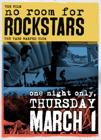 No Room for Rockstars poster