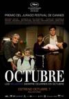 Octubre poster