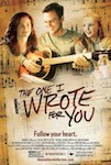 The One I Wrote for You poster