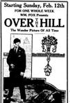 Over the Hill to the Poorhouse
