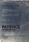 Patience (After Sebald) poster