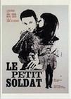 Le Petit Soldat poster