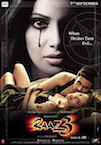 Raaz 3: The Third Dimension poster