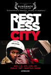 Restless City poster