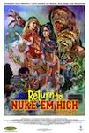 Return to Nuke 'Em High Volume 1 poster