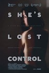 She's Lost Control poster
