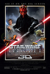 Star Wars Ep. I: The Phantom Menace poster