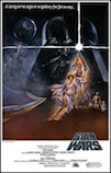 Star Wars Ep. IV: A New Hope poster
