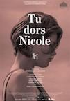 Tu dors Nicole poster