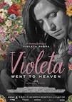 Violeta se fue a los cielos poster