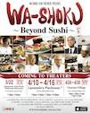 Wa-shoku: Beyond Sushi poster