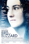 White Bird in a Blizzard poster