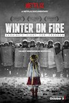 Winter on Fire: Ukarine's Fight for Freedom poster