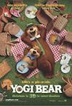 Yogi Bear 3D poster
