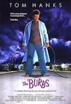 The `burbs poster