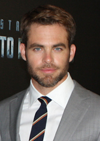 Chris Pine photo