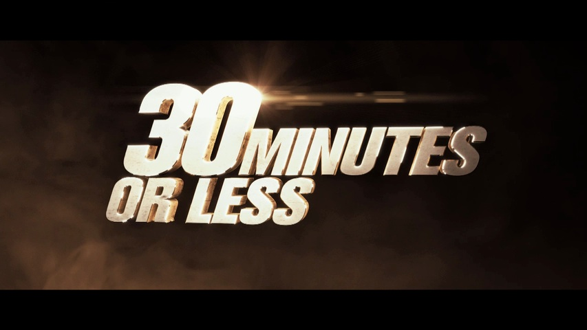 30 Minutes or Less HD Trailer