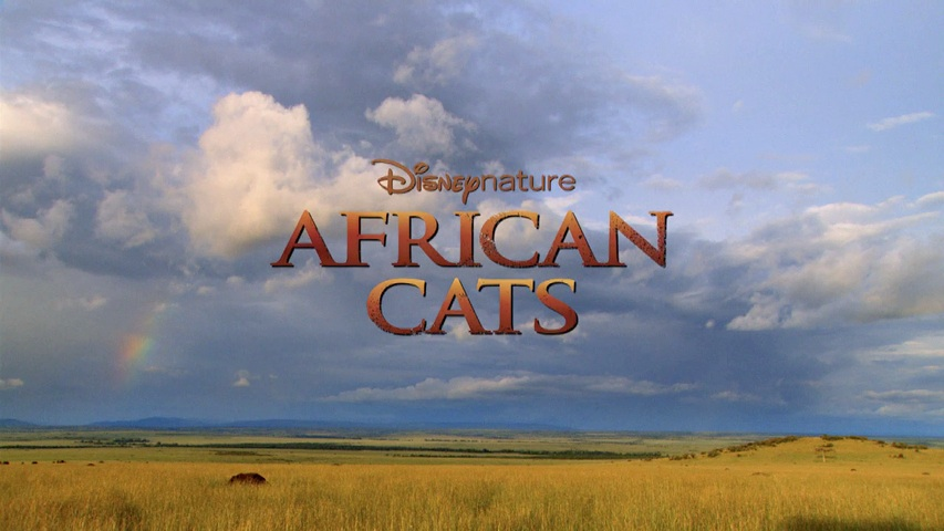 African Cats HD Trailer