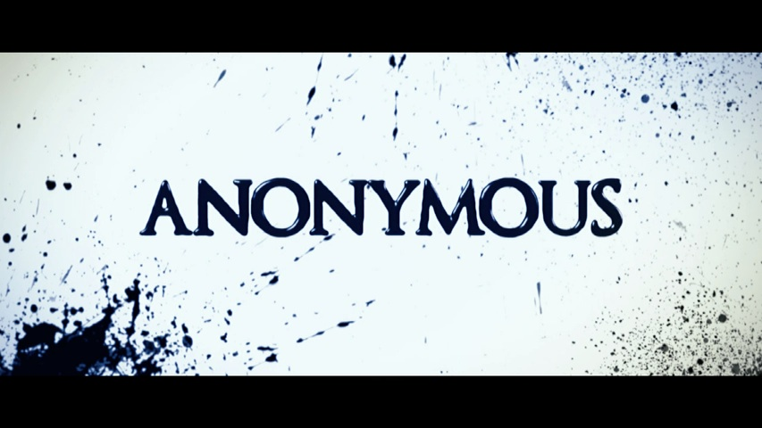 Anonymous HD Trailer