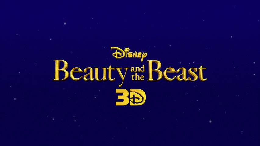 Beauty and the Beast 3D HD Trailer