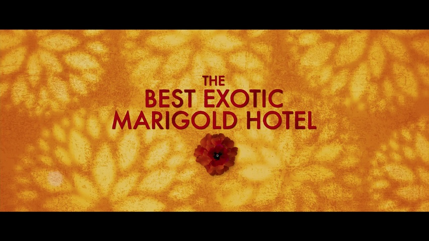 The Best Exotic Marigold Hotel HD Trailer
