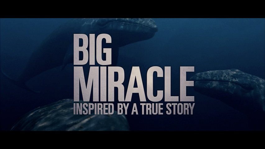 Big Miracle HD Trailer