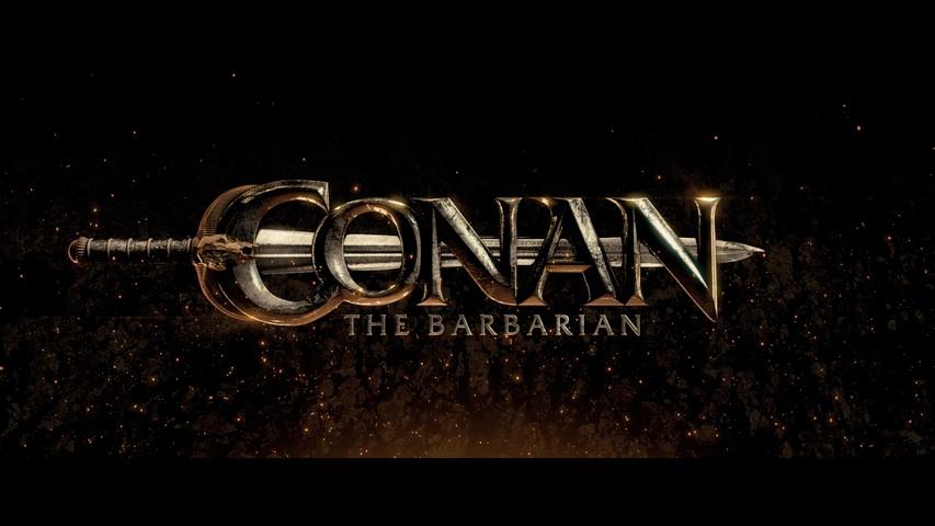 conan the barbarian 3d. Conan the Barbarian HD Trailer