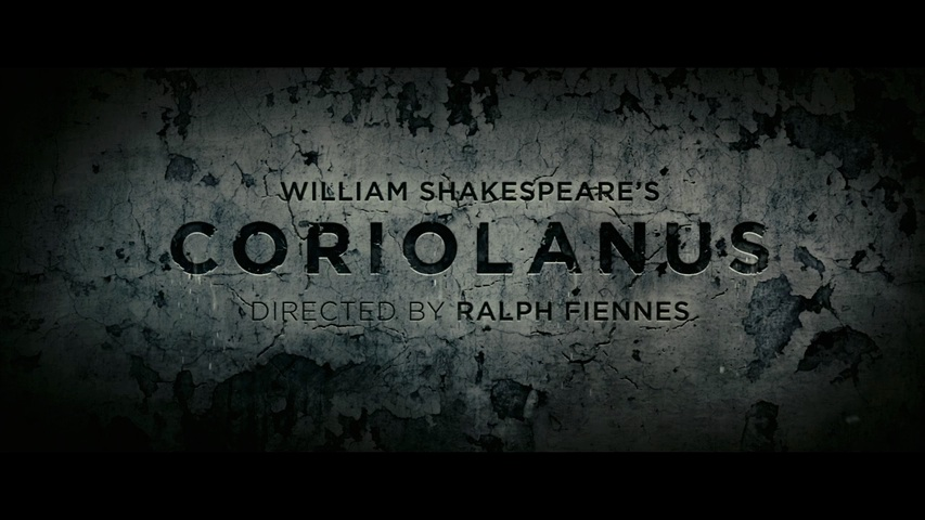 Coriolanus HD Trailer