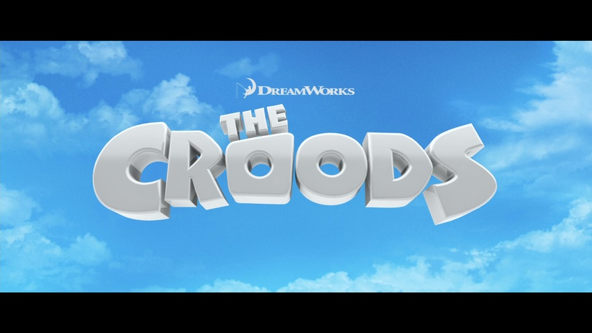 The Croods HD Trailer