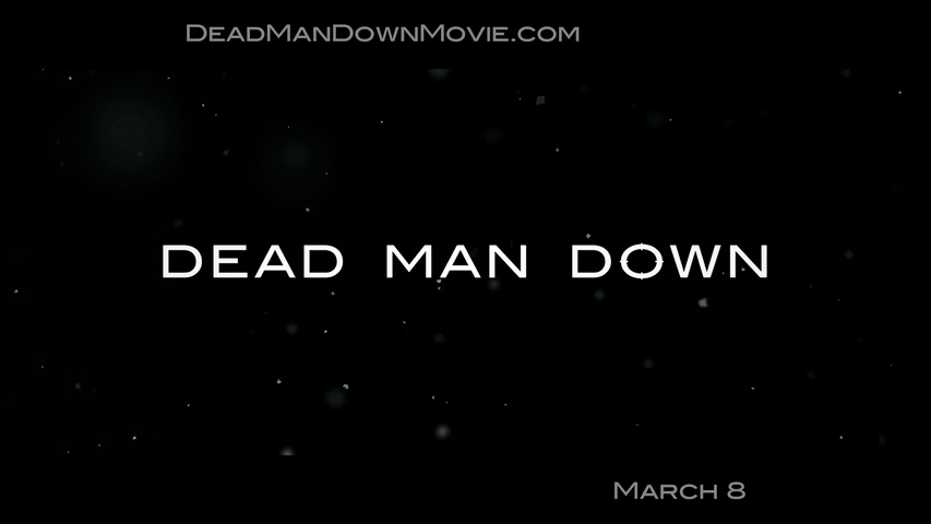 Dead Man Down HD Trailer