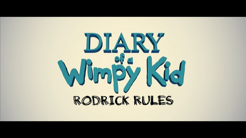 Diary of a Wimpy Kid: Rodrick Rules HD Trailer
