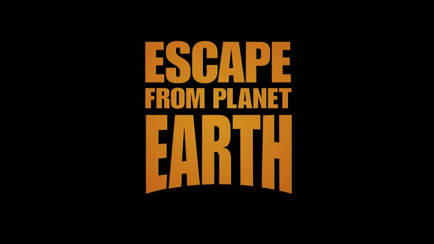 Escape From Planet Earth HD Trailer