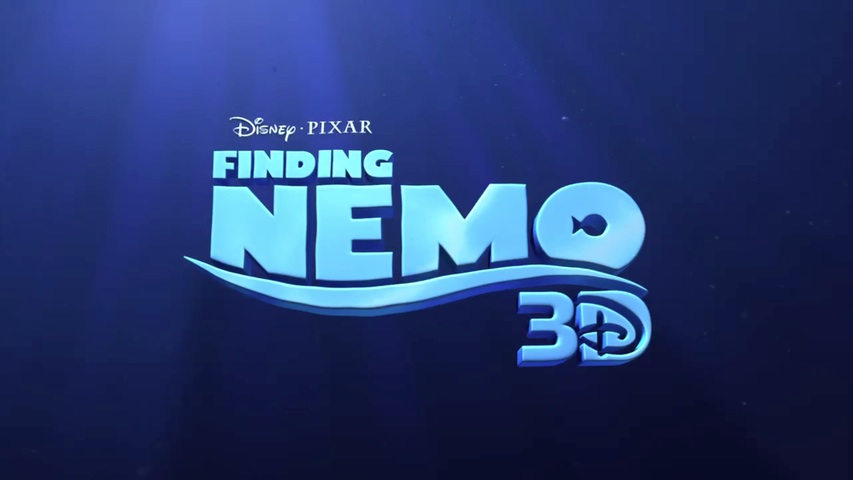Finding Nemo 3D HD Trailer