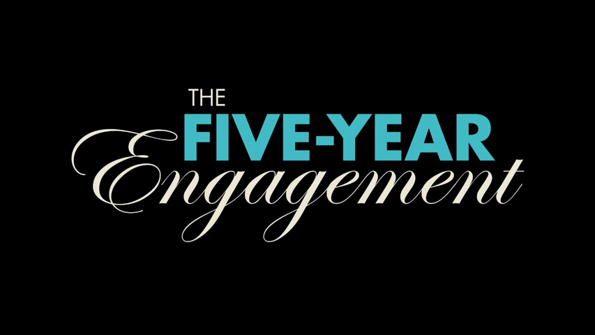 The Five-Year Engagement HD Trailer