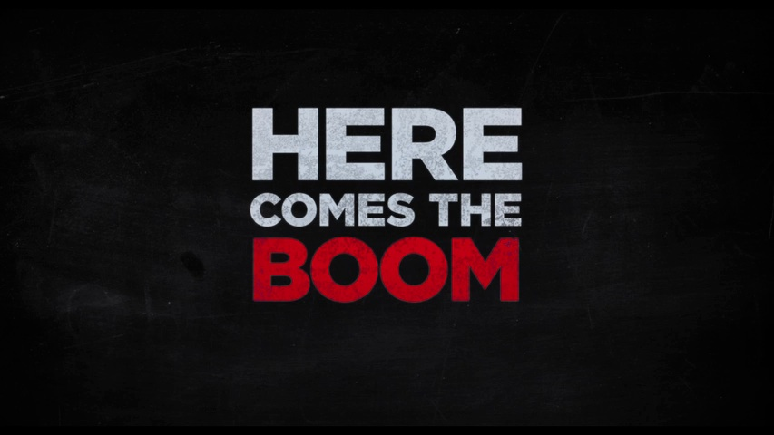 Here Comes the Boom HD Trailer