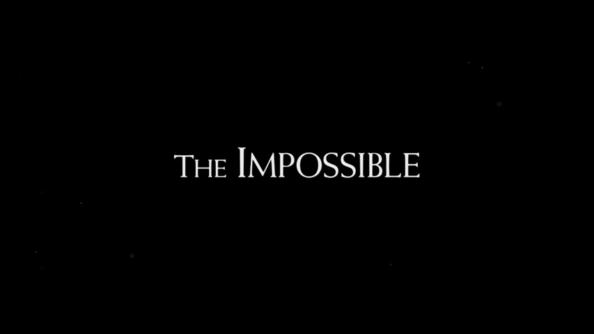 The Impossible HD Trailer