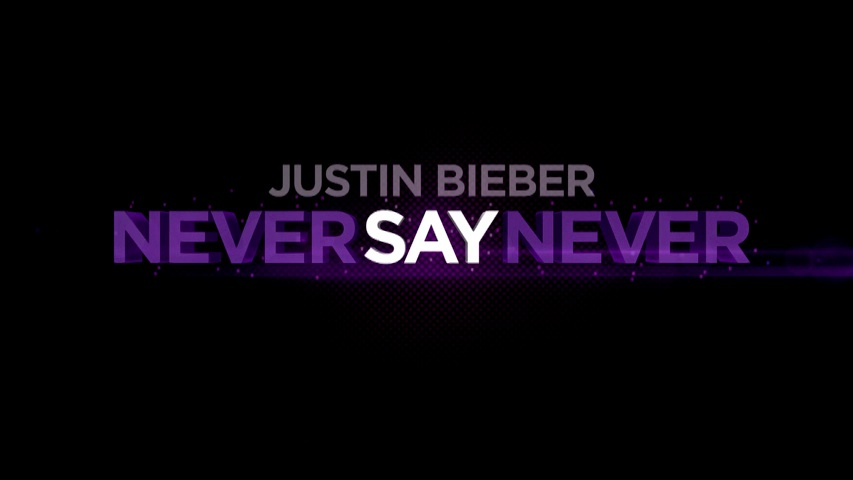 Justin Bieber: Never Say Never HD Trailer