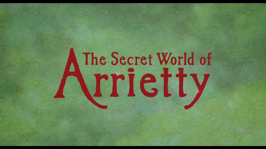 The Secret World of Arriety HD Trailer