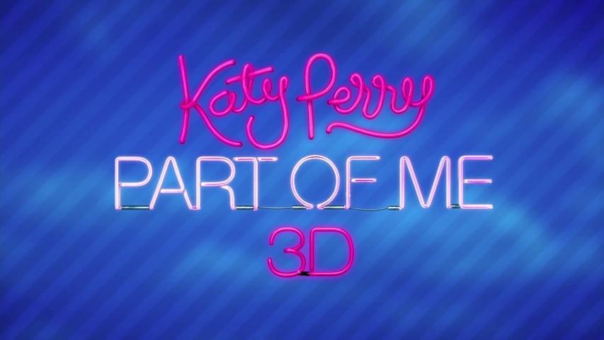 Katy Perry: Part of Me 3D HD Trailer