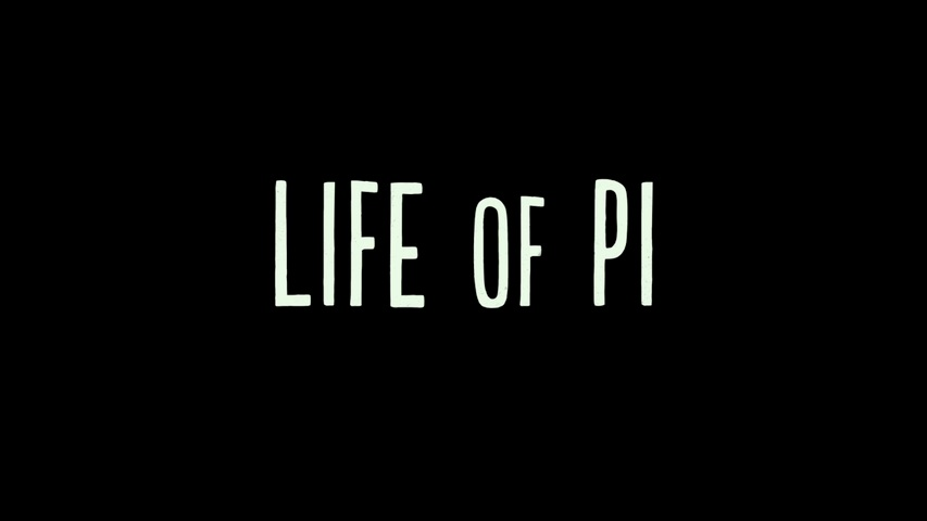 Life of Pi HD Trailer