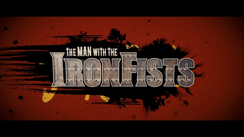 The Man with the Iron Fists HD Trailer