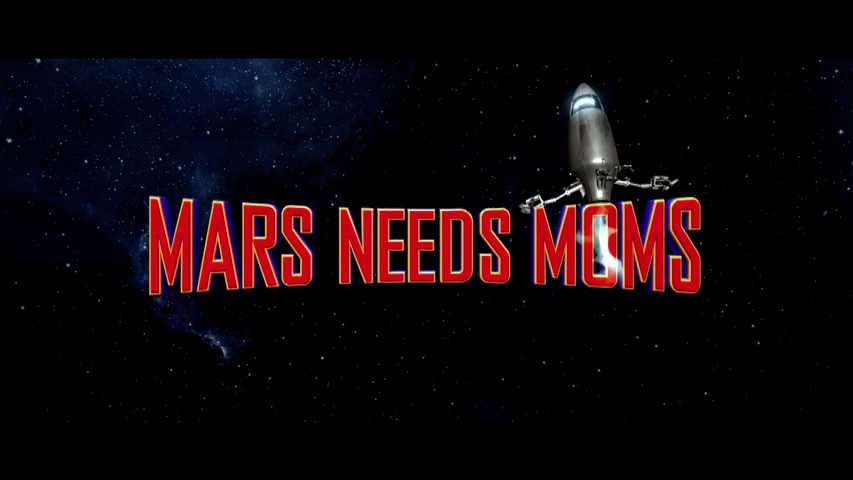 Mars Needs Moms HD Trailer