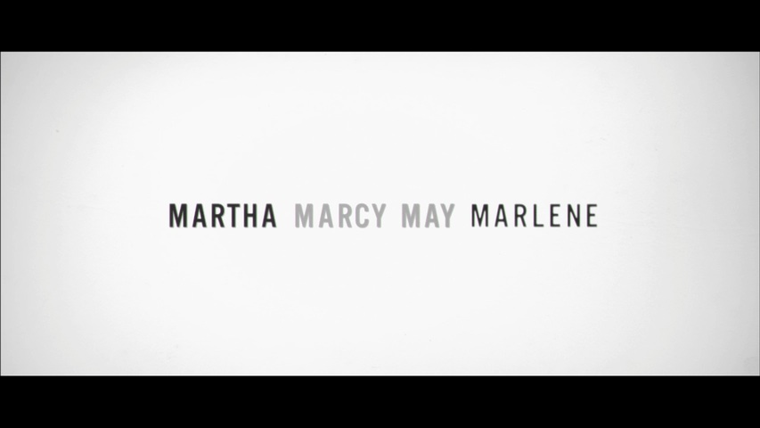 Martha Marcy May Marlene HD Trailer
