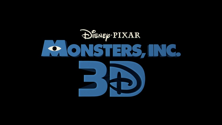 Monsters, Inc. 3D HD Trailer