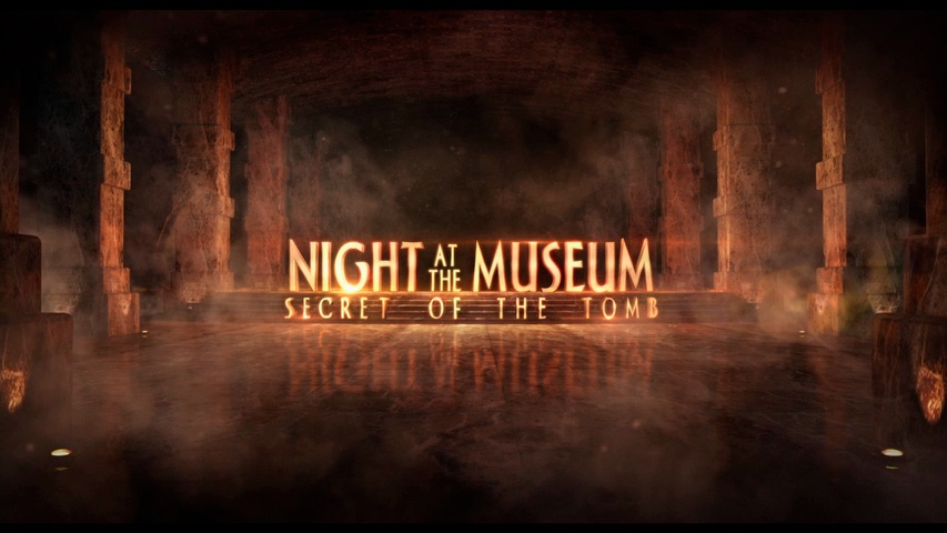 Night at the Museum: The Secret of the Tomb